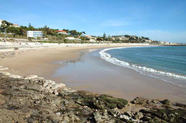 Praia de Caxias (Fotos) - Distrito de Lisboa   Guia da